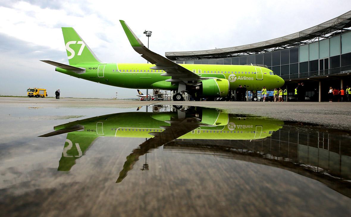 S7 AIRLINES: НОВЫЙ РЕЙС НА ЛИНИИ НОВОСИБИРСК — УЛЬЯНОВСК
